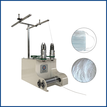 Ear Loop Knitting Machine