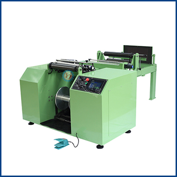 High Speed Steam Warping Machine