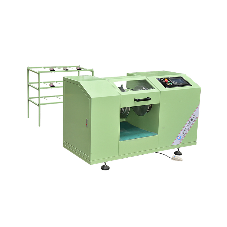 Automatic Sampling Warping Machine In Textiles