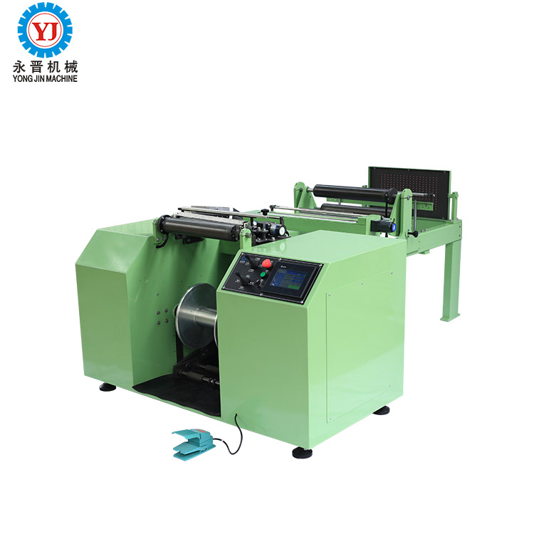 High Speed Air Pressure Warping Machine
